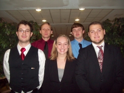 EKU Team Finishes 10th out of 22 Teams at Regional Ethics Bowl