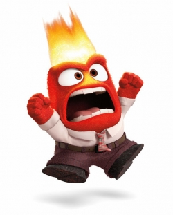 Angry Guy from Inside Out