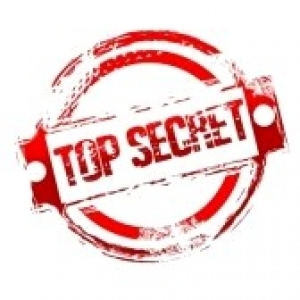 "Picture of ""Top Secret"" Stamp"